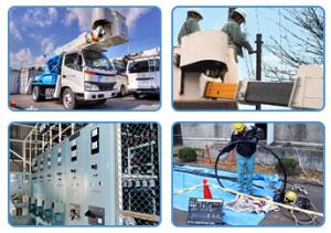 電気設備工事各種